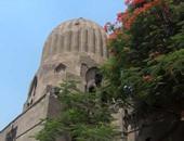"""بالفيديو..مواطن يطالب الأوقاف بتعيين خطيب بمسجد """"أبو اليوسيفين """"الأثرى بالدرب الأحمر"""