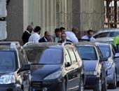 بدء جلسة محاكمة صفوت الشريف ونجليه فى اتهامهم بالكسب غير المشروع
