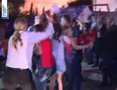 """بالفيديو.. قوات الأمن اللبنانية تعتدى بالضرب على مذيعة قناة """"LBC"""""""