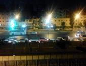 """""""المرور"""" تغلق طريق إسكندرية الزراعى جزئيا لمدة 5 أيام لإصلاح فواصل الكبارى"""
