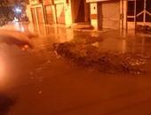 رئيس مياه الغربية: إصلاح خط التغذية لمنطقة السجن بطنطا بعد حدوث كسر به