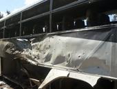 موجز أخبار مصر للساعة الواحدة ظهرا.. استشهاد شرطيين فى انفجار أتوبيس بالبحيرة