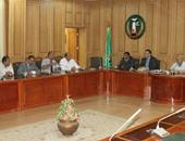 محافظ المنوفية يعقد اجتماع تنسيقى لمواجهة الأزمات والحالات الطارئة والكوارث