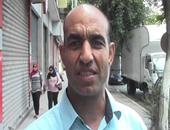 """بالفيديو..المواطن """"أشرف"""": «كل واحد يشوف حاجة غلط يصلحها وميقولش أنا مالى»"""