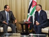 اليوم.. مباحثات مهمة بين الرئيس السيسي وعاهل الأردن بالقاهرة