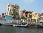وزارة الرى تكشف: القضاء على 15 ألف مخالفة على نهر النيل خلال عام