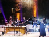 فعاليات اليوم.. افتتاح مهرجان قلعة صلاح الدين الدولى للموسيقى والغناء