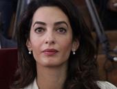 """أمل كلونى تتولى قضية الفتاة الأيزيدية نادية مراد وتتعهد بمقاضاة """"داعش"""""""