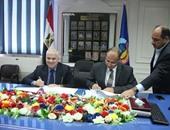 """توقيع بروتوكول بين """"البحيرة"""" و""""أبو قير للأسمدة"""" لدعم المشروعات الخدمية"""