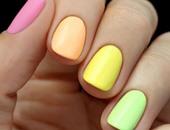 7 أشكال لاستخدام المانيكير بألوان النيون.. خليكى جريئة