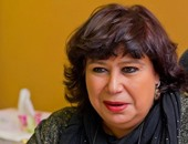 بدء احتفالية المركز القومى للمسرح بالسلام الوطنى بحضور وزيرة الثقافة إيناس عبد الدايم