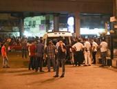 الأمن يفرض كردونا أمنيا بالجيزة بعد العثور على جسم غريب أمام مسجد الاستقامة