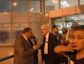 ممثل الرئيس الكوستاريكى يصل القاهرة لحضور احتفالات قناة السويس