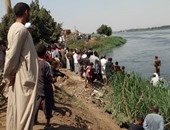 غرق غواص خلال بحثه عن جثة شاب سقط بترعة فى منشأة القناطر