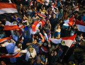 رقص شرقى وأغان شعبية بالإسكندرية احتفالا بافتتاح القناة