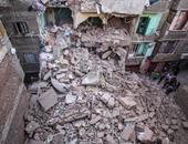 إخلاء 13 منزلا من السكان تحسبا لانهيارها بإمبابة