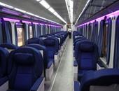 """""""السكة الحديد"""" تشغل ثانى قطارVIP بالصعيد مساء اليوم ويتوقف فى 5 محطات"""