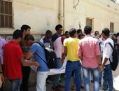 الجرى نص الجدعنة.. طالبان يهربان من الامتحان بعد العلم بانتظار الشرطة لهما