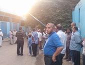 بدء تشريح جثث المصريين المقتولين بليبيا فى مشرحة زينهم