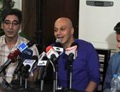 ضياء عبد الخالق: عملت على تحضير شخصية أمير التنظيم الإرهابى لمدة شهرين