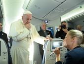 """بابا الفاتيكان ينصح القساوسة بالاستعانة بـ""""طاردى الأرواح"""""""