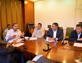 """بالصور.. """"محلية البرلمان"""" تستمع للنائب عبد الحميد كمال حول مشروع قانون المحليات"""