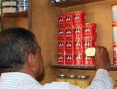 حملات تموينية لملاحقة السلع الغذائية الفاسدة ومجهولة المصدر