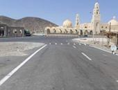 أوقاف الوادى الجديد تستلم 9 مساجد بسهل بركة من إنشاء القوات المسلحة