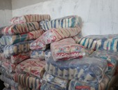 ضبط 300 طن أرز و3 آلاف علبة سجائر مهربة بالغربية