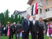 رئيس البوسنة الأسبق يشارك فى احتفالات مصر بذكرى ثوره 23 يوليو