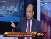 """خالد حنفى لـ""""خالد صلاح"""": الدولة تتجه للاستثمار غير المباشر ونتائجه تأخذ وقتا"""
