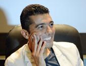 خالد النبوى لإسعاد يونس:تحية حب واحترام لك ولكل العاملين بصاحبة السعادة