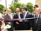 وزراء الآثار والثقافة والسياحة يفتتحون متحف ركن فاروق بحلوان