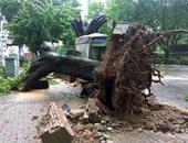 """الإعصار """"مادلين"""" يهدد زيارة أوباما إلى جزيرة هاواى"""