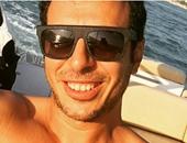 """مصطفى شعبان ينشر صورته مع البحر ويطرح تساؤلا على """"إنستجرام"""""""