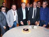 بالصور.. قائمة أبو ريدة تحتفل بعيد ميلاد وائل جمعة