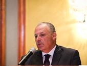 بالصور.. أبو ريدة أول الحضور فى مؤتمر انتخابات الجبلاية