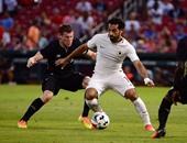 جماهير روما تختار محمد صلاح أفضل لاعب فى مواجهة ليفربول الودية