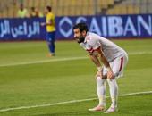 بالفيديو.. عواد يمنع باسم مرسى من التسجيل فى نصف نهائى الكأس