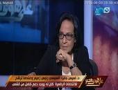 """لميس جابر تهاجم تظاهرات """"أقباط المهجر"""".. وتؤكد: يلعبون أدوارا ضد مصر"""