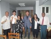 جمعية المرأة والتنمية بالإسكندرية تستقبل مندوبى المنظمة الدولية لنشر ثقافة السلام