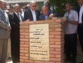 بالصور.. وزير الثقافة يضع حجر الأساس لـ3 مشروعات بالوادى الجديد