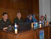 """""""تضامن الإسماعيلية"""" ينظم ندوة """"مصر المكان والمكانة"""" بمشاركة 300 شاب"""
