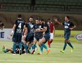 بالفيديو.. الشامى يتقدم لإنبى أمام الأهلى بكأس مصر