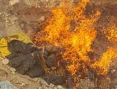 أمن جنوب سيناء يضبط مخزن سرى يحتوى على 600 كيلو بانجو فى رأس سدر