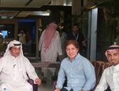 رئيس الجبلاية فى السعودية لحضور نهائى دورة تبوك