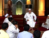 نجاة الدكتور على جمعة من محاولة اغتيال أمام مسجد بمدينة 6 أكتوبر