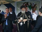 البابا تواضروس: مصر أول وطن لم ينقسم أو يتفكك عبر تاريخه