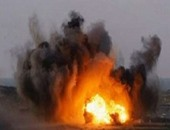 استشهاد 3 مدنيين وإصابة 8 أخرين بينهم مجندين فى انفجار بالعريش