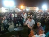 ارتفاع عدد الشهداء المدنيين إلى 4 فى انفجار طريق ساحل العريش